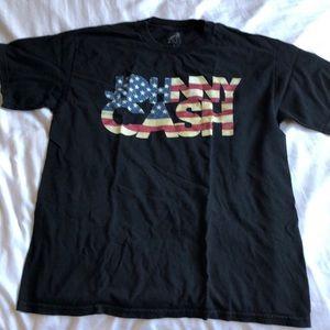 Johnny Cash vintage shirt